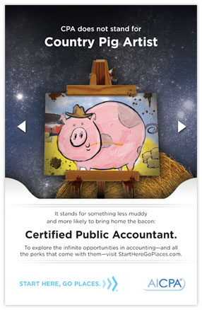 Second Place - Country Pig Artist